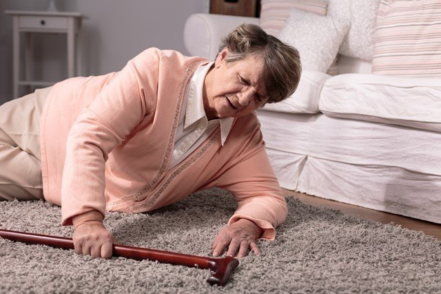 In-Home Fall Prevention for Seniors