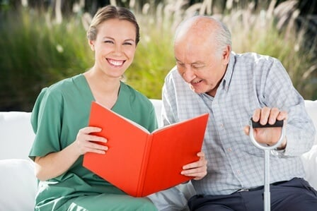 All Heart Home Care San Diego Singing is Beneficial in Early Stages of Dementia