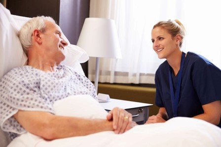 Caring for Parkinson's Disease Dementia Patient