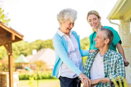 Caregiver Stress and Respite Care