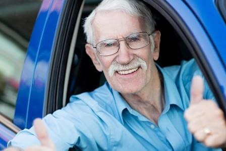 Safety Driving Tips for Seniors