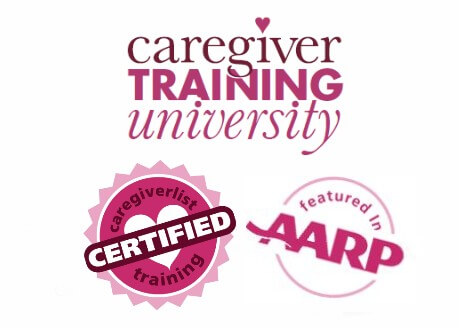 Caregiver Trainings Caregiverlist Certified Training University Home Care Logo