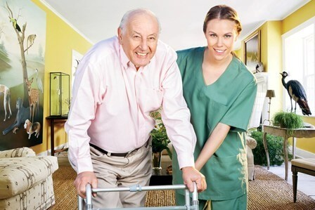 Alzheimer's - Dementia Home Care Senior Caregiver