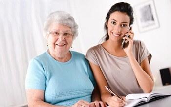 Senior Home Care San Diego Caregiver Household Management