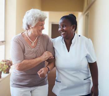 Senior Home Care San Diego Companionship Senior and Caregiver