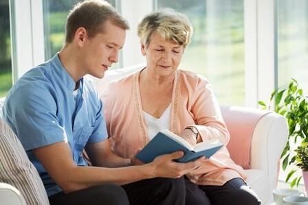 Senior Home Care San Diego Non-Medical Home Caregiver
