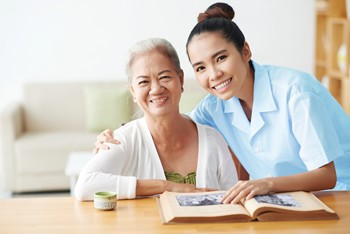 All Heart Home Care San Diego Asian Senior Care Caregivers