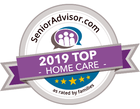 All Heart Home Care San Diego Senior Advisor Top Home Care Award 2019