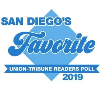 All Heart Home Care Named 2019 Union-Tribune Favorite In-Home Care for San Diego