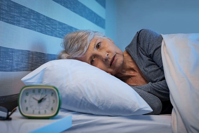 All Heart Home Care San Diego Insomnia Seniors