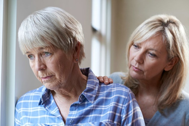 How to Help an Elderly Person with Depression - Tips for Family Caregivers