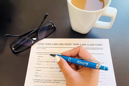 All Heart Home Care San Diego Long Term Care Insurance Claim Form LTCI