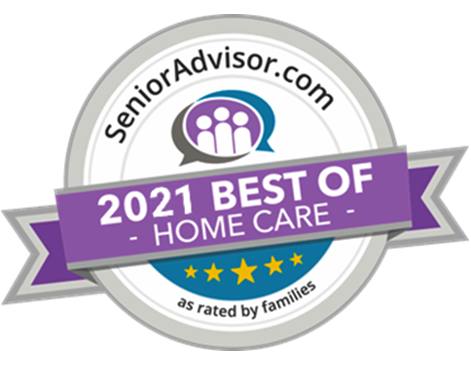 All Heart Home Care Senior Advisor 2021 Best in Home Care San Diego
