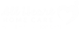 All Heart Home Care Senior Care San Diego, CA Caregiver Logo